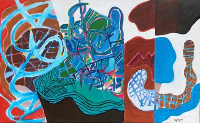 A pintura e suas quatro partes