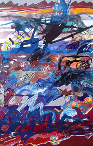 A Pintura e seus novos grífos
