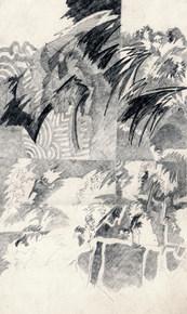 Desenho de 75 - 35X21 cm