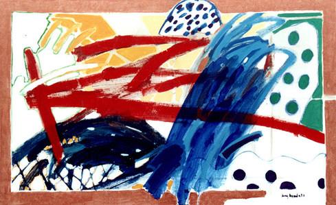 A Pintura e a marca - 80X130 cm--_acri
