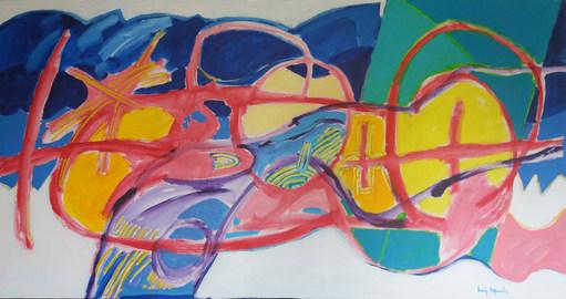 A pintura e a festa