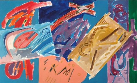 A pintura e a visita à Murnau
