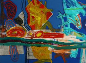 Pintura pravania - 139x188 cm