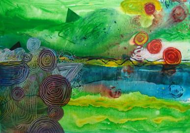 A pintura, o campo e seus movimentos