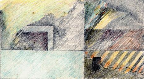 Desenho bem pequeno - 12X18 cm