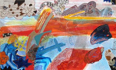 A Pintura e a aproximação do planeta