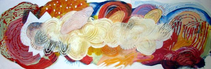 A pintura e as curvas possiveis