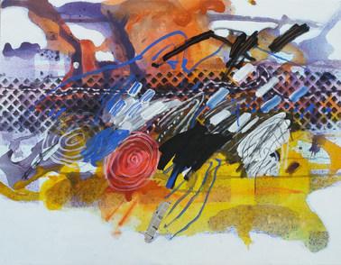 A pintura narra sua estória