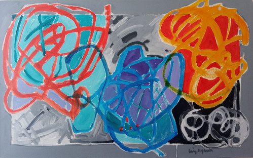 A pintura e os três movimentos