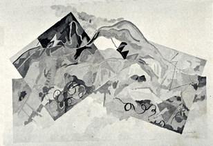 Duna I - 47X80 cm
