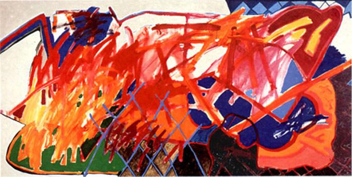 A Pintura e o Quadro Ali Adiante