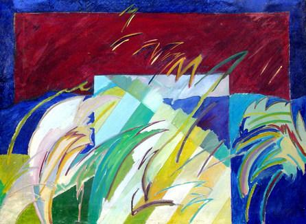 Retrato Listrado - 60X81 cm