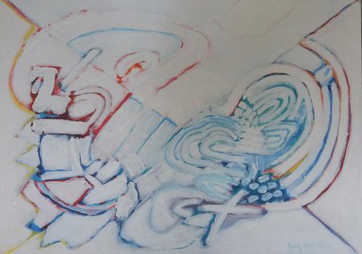 A pintura e o projeto do tempo