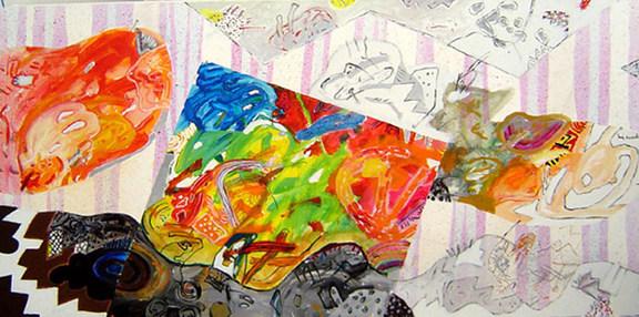 A Pintura e suas prováveis anatomias