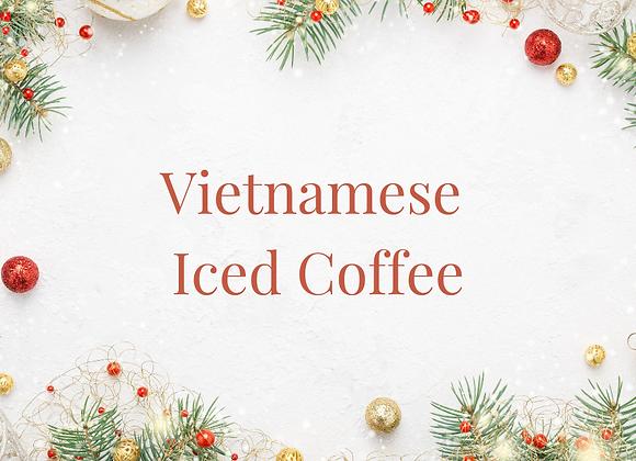 Vietnamese Iced Coffee (1/2 gallon)
