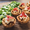 Thumbnail: Crispy Phyllo Cups with Boursin & Preserves (18 pieces)