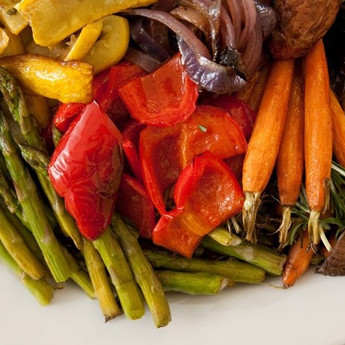 Roasted Vegetable Party Party