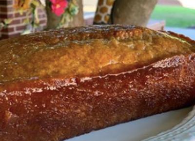 Signature Honey Glazed Beer Bread (1 loaf)
