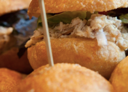 Gourmet Petite Sandwich Buffet To-Go (per person)