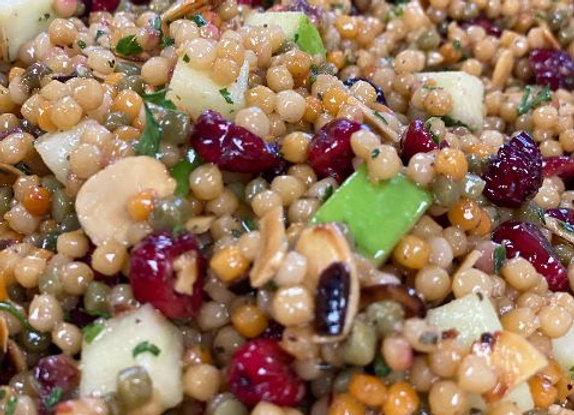 Pearl Couscous Salad (1 lb)