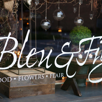 Bleu & Fig Event Venue