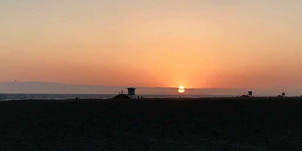 Beach Sound Meditation for the Fall Equinox