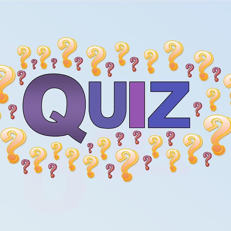 Quiz on Zoom