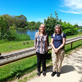 Carers Group at Trentham Gardens
