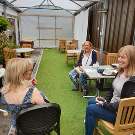 Carers Group at Northwood Garden Centre