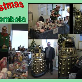 Christmas Tombola Fundraiser