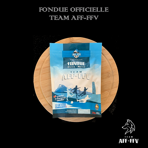 Fondue officielle du Team AFF-FFV / Offizielles Fondue Team AFF-FFV