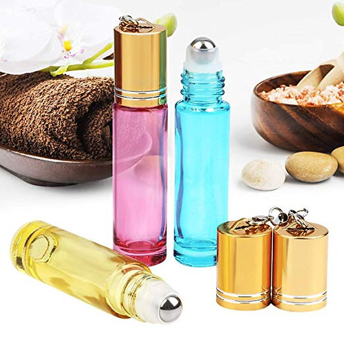 Roll-On Fragrances with Lanyard