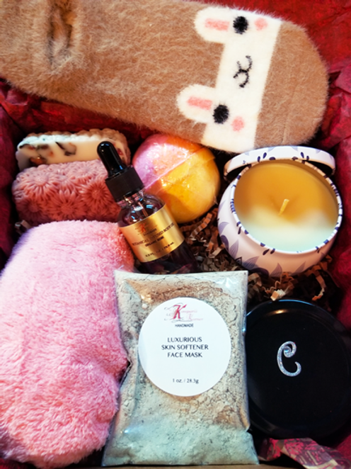 Spa Day Gift Box 1