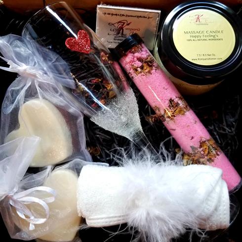 Happy Feelings Gift Box For Her