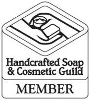 Handcrafted Soap & Cosmetic Guild Member