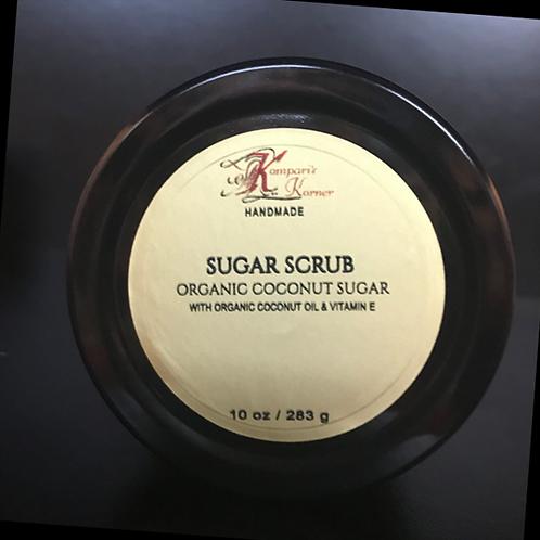 Exfoliating Sugar Scrubs