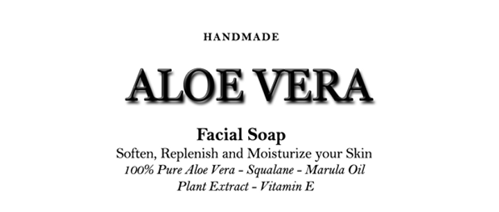 Aloe Vera Face & Body Soap