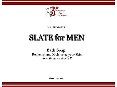Slate for Men Bath Soap