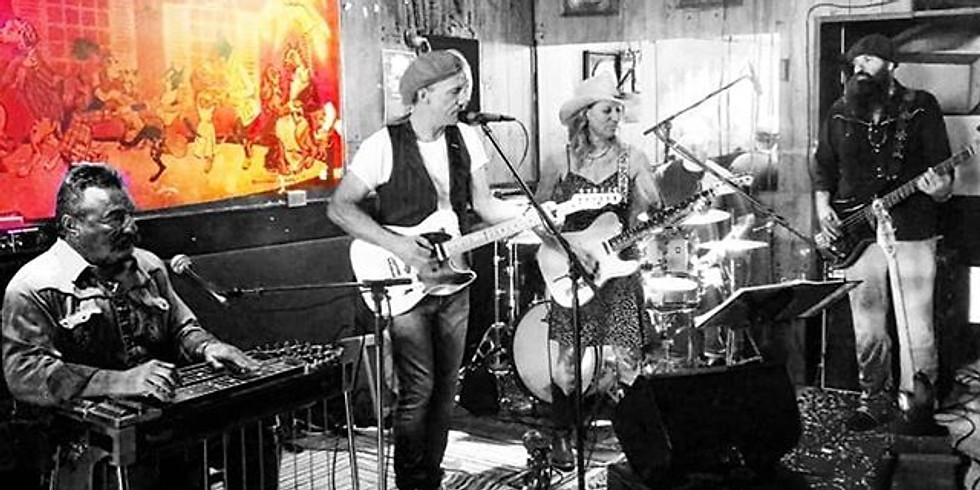 Monday Night Live! Ducharme-Jones Band