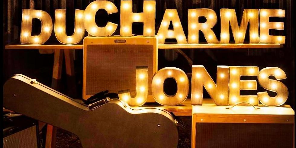 Ducharme-Jones Band - canceled