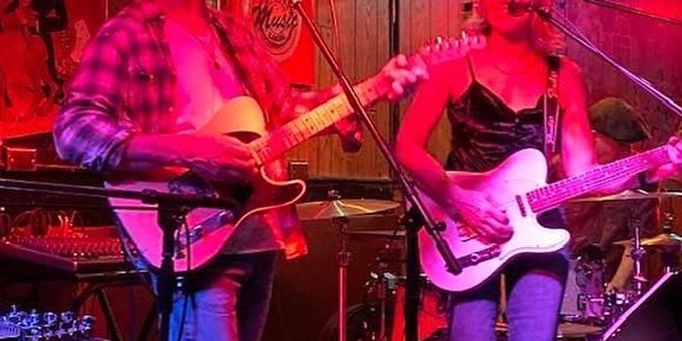 Monday Night Live! Ducharme-Jones Band-canceled