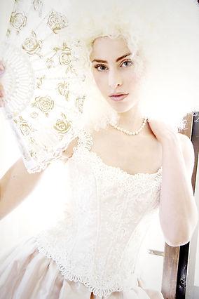 Melinda Michael Model Marie Antoinette
