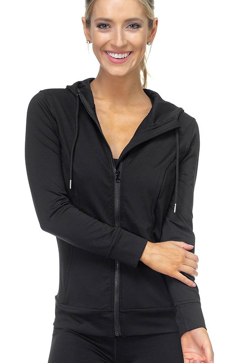 Julia Lightweight Zip Jacket