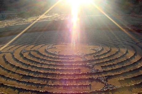 sedona vortex labyrinth experience