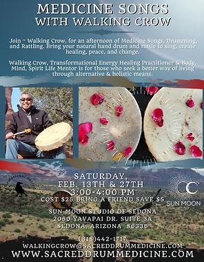 Copy of Sacred Drum Journey w_ Walking C