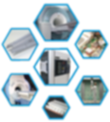 MRI coil manufacturing equipment