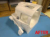MRI coil repair, head MRI coil repair