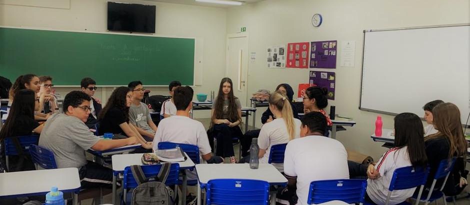 Seminário Socrático promove diálogo cortês, tolerância e tem aprovação dos alunos