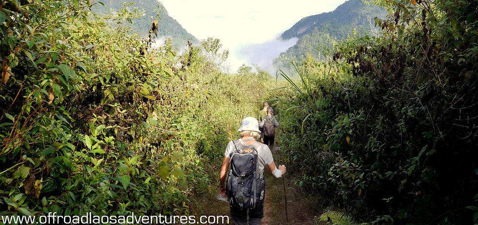 Laos Travel Agency, Adventures in Laos, ORLA TOURS Luang Prabang