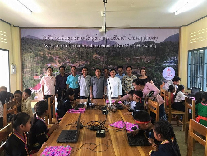 voyage equitable au Laos, agence de circ